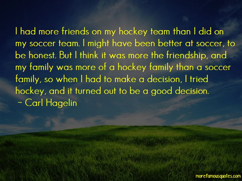 Soccer Team Friendship Quotes