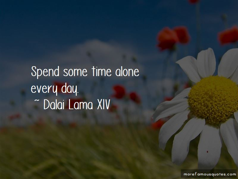 Some Time Alone Quotes Pictures 4