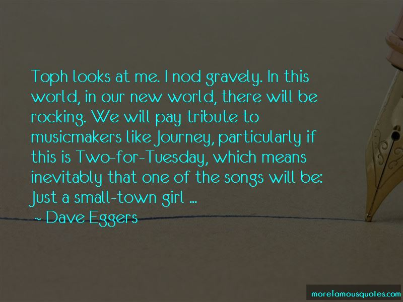 Songs For A New World Quotes
