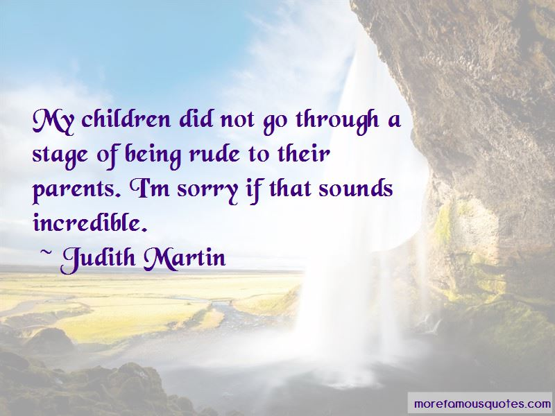 Sorry For Being So Rude Quotes Pictures 3