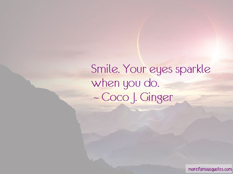 Sparkle In My Eyes Quotes Pictures 3