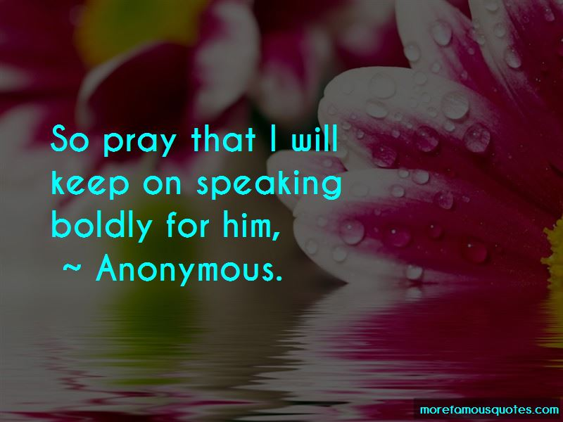 Speaking Boldly Quotes Pictures 2