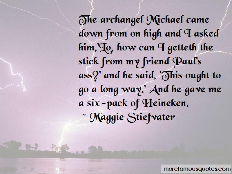 St Michael Archangel Quotes