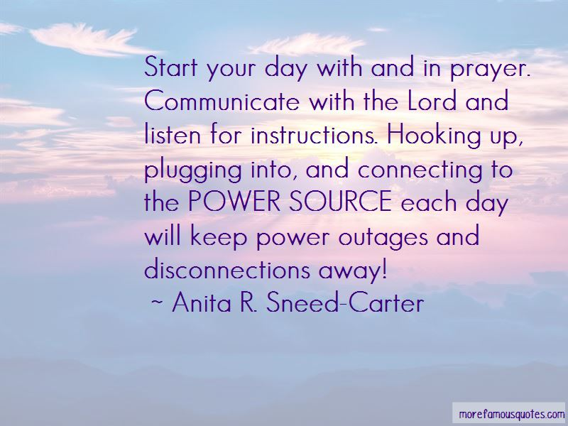Start Your Day With Prayer Quotes