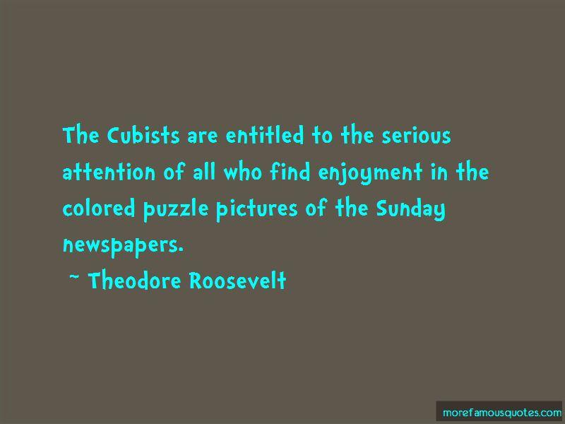 Sunday Enjoyment Quotes
