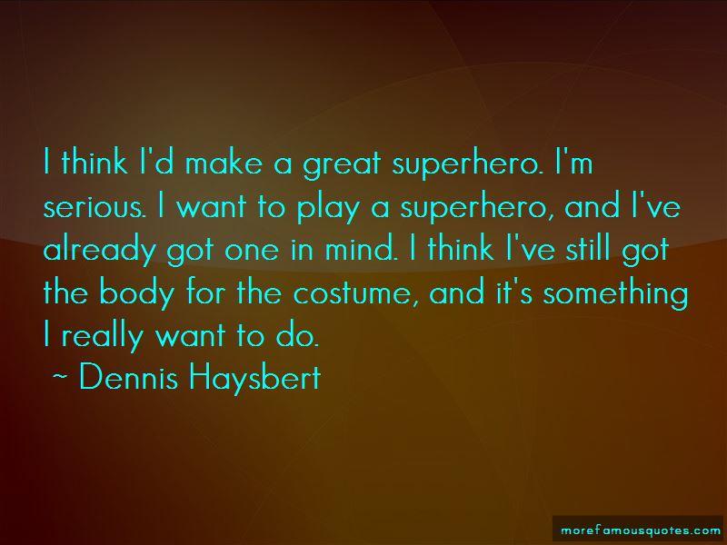 Superhero Costume Quotes Pictures 3