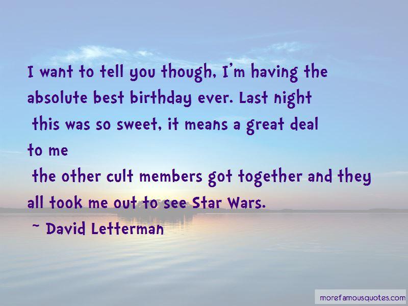 Sweet 14 Birthday Quotes