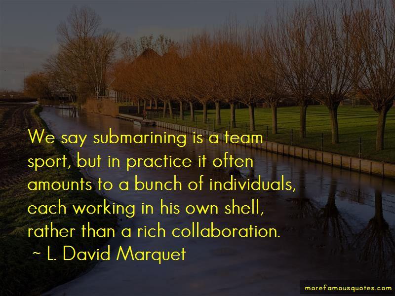 Team Collaboration Quotes