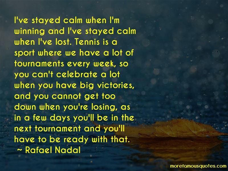Tennis Tournament Quotes Pictures 4