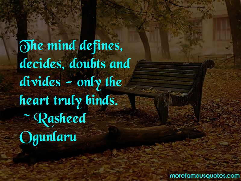 The Heart Decides Quotes Pictures 3