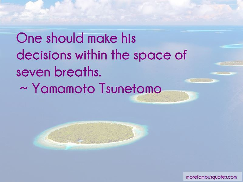 The Seven Decisions Quotes Pictures 4