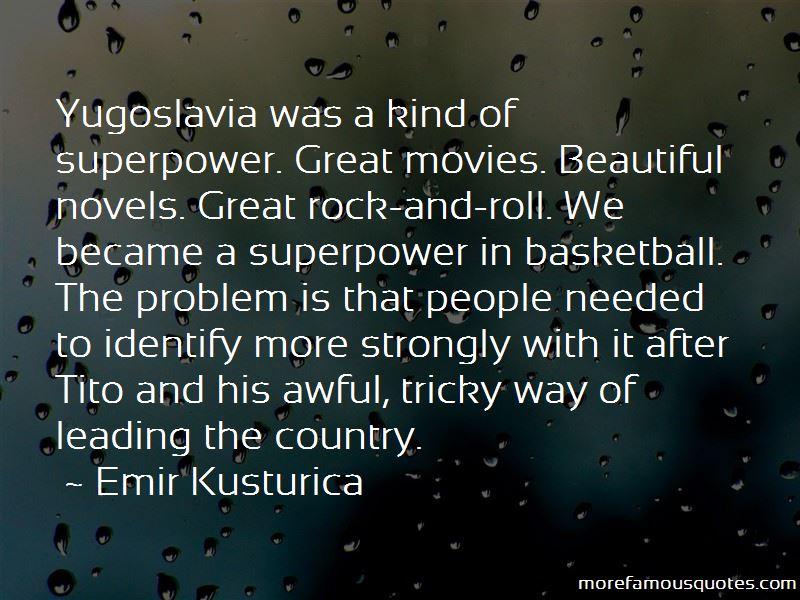 Tito Yugoslavia Quotes