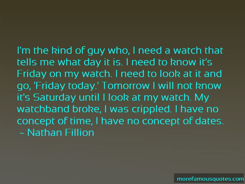Tomorrow Is Saturday Quotes Pictures 2