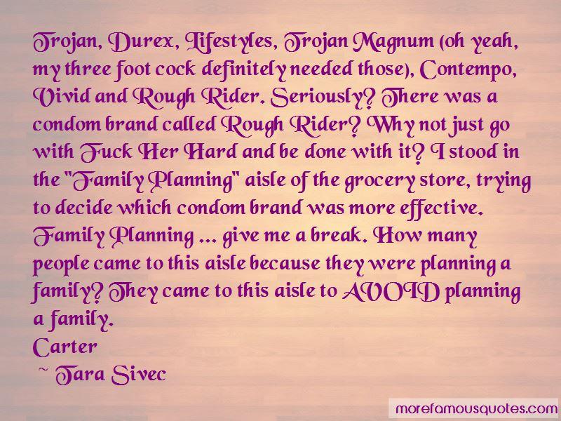 Trojan Family Quotes