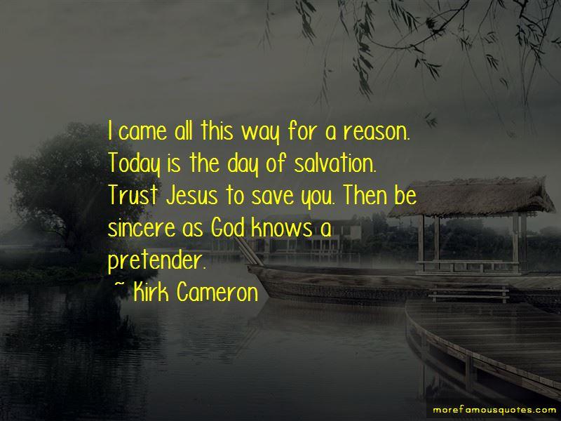 Trust Jesus Quotes