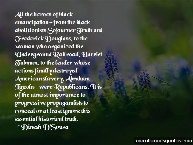 Tubman Quotes