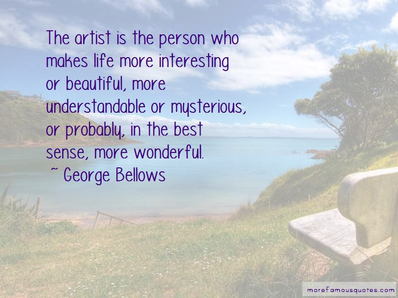 Understandable Person Quotes