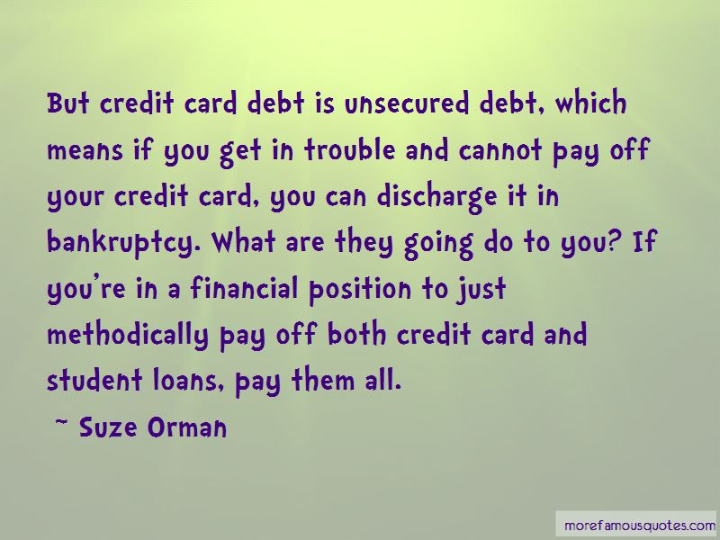 Unsecured Loans Quotes