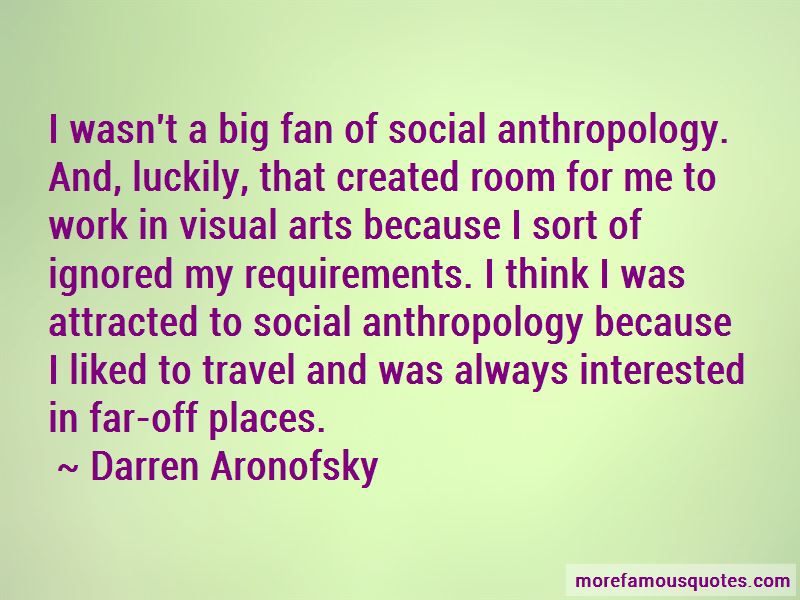 Visual Anthropology Quotes