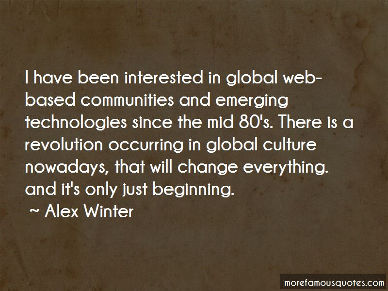 Web Technologies Quotes