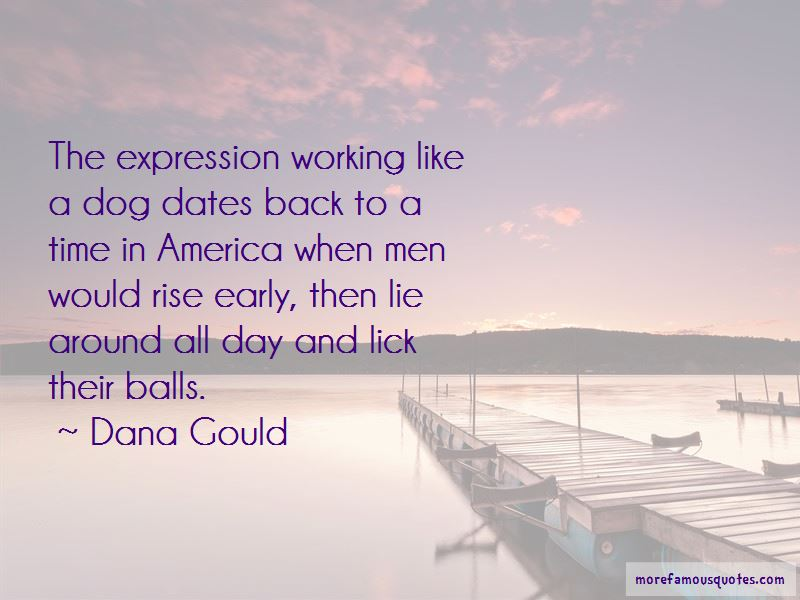 Working Like A Dog Quotes Pictures 3