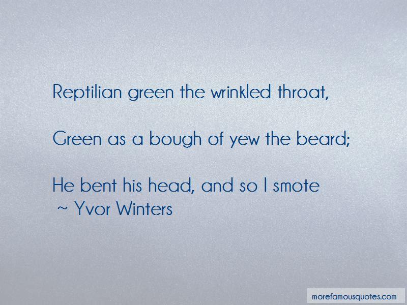 Yew Quotes