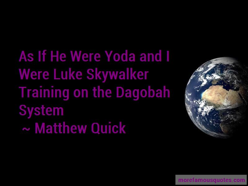 Yoda Luke Skywalker Training Quotes