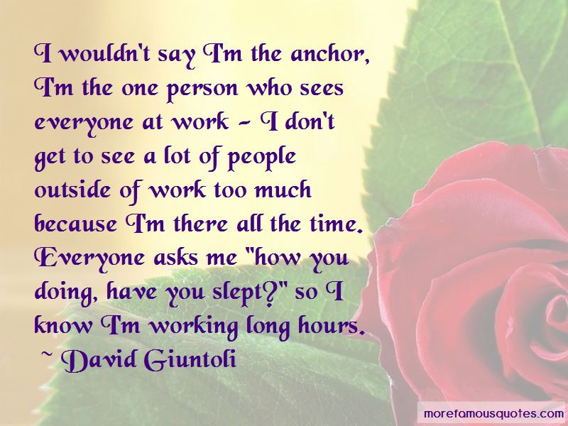 You My Anchor Quotes: top 49 quotes about You My Anchor from ...