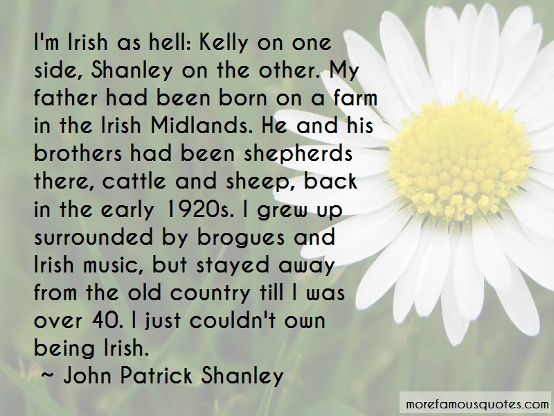 13 By Shanley Quotes