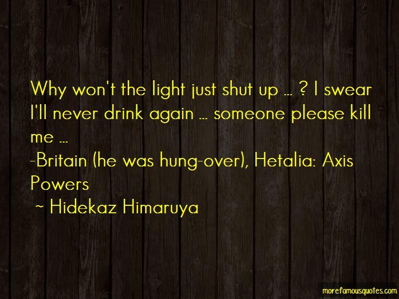2p Hetalia Quotes