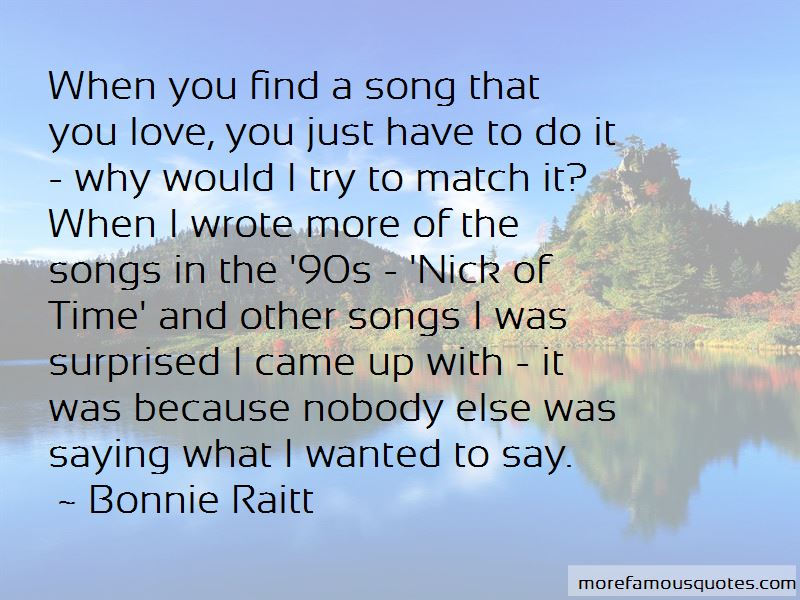 90s Love Song Quotes: top 1 quotes about 90s Love Song from famous