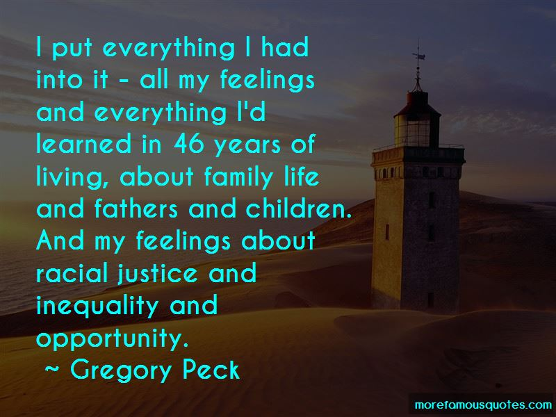 About Family Life Quotes