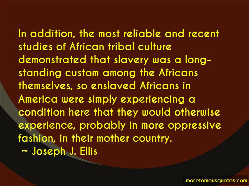African Tribal Quotes