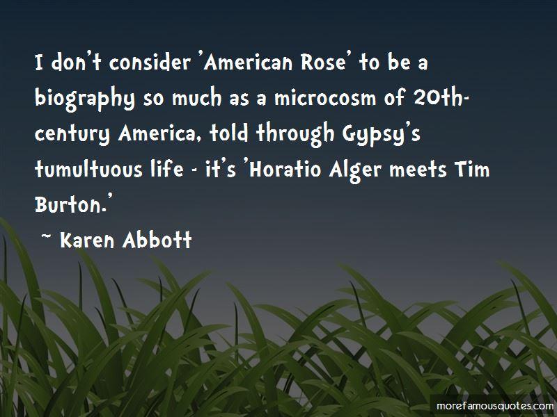 Alger Quotes
