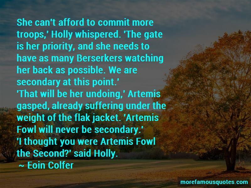 Artemis Fowl 1 Quotes Pictures 3