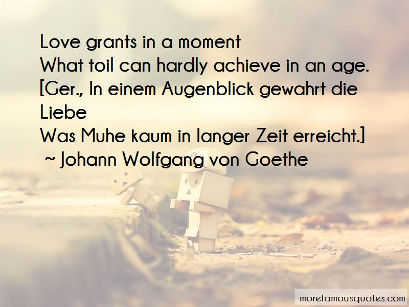 Augenblick Quotes Pictures 4