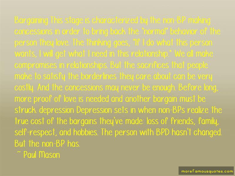B.p. Quotes