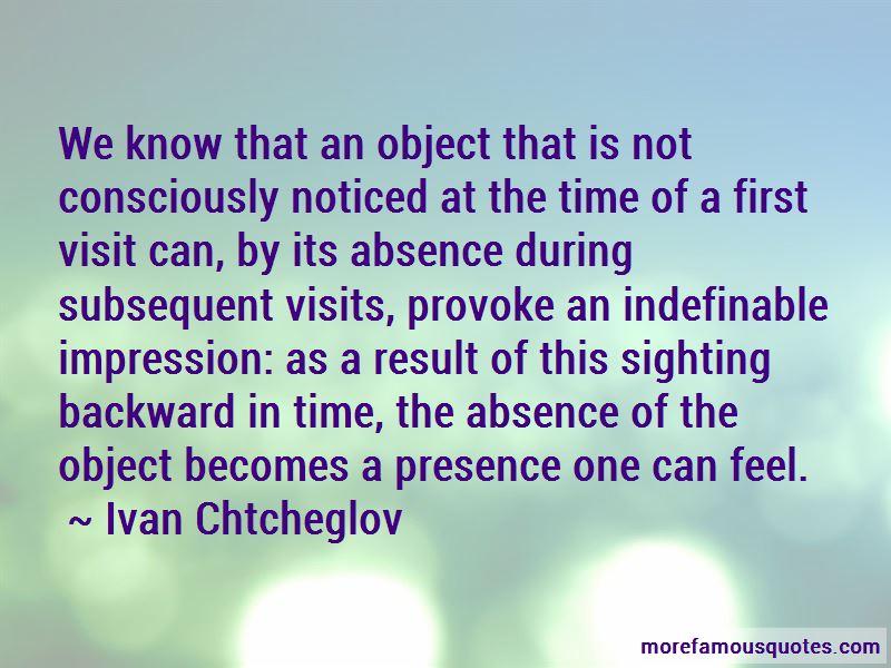 Backward Quotes