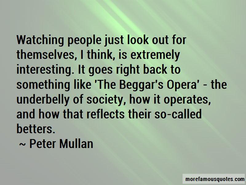 Beggar's Opera Quotes