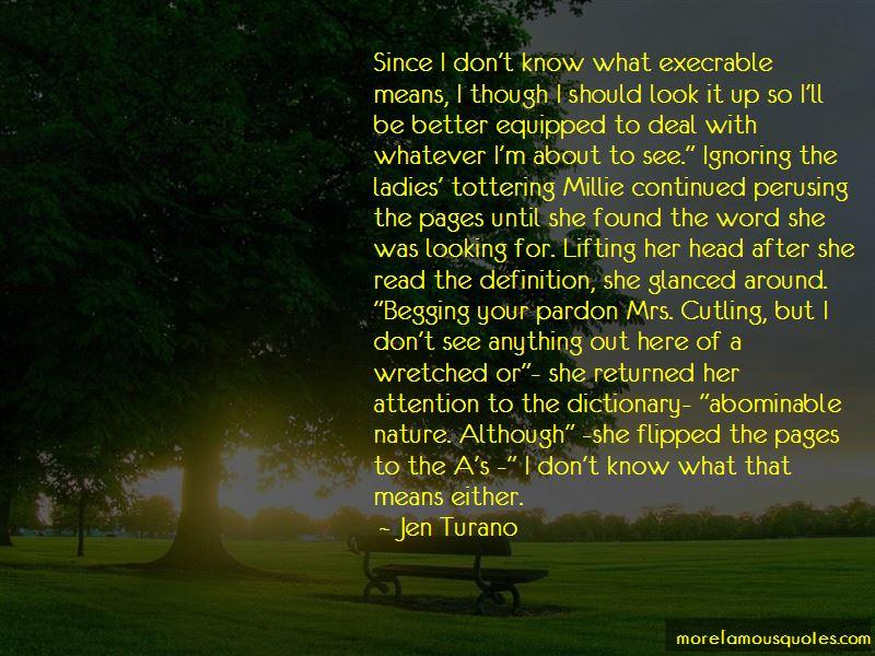 Begging Pardon Quotes Pictures 3