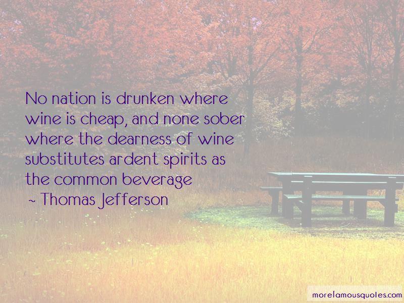 Beverage Quotes