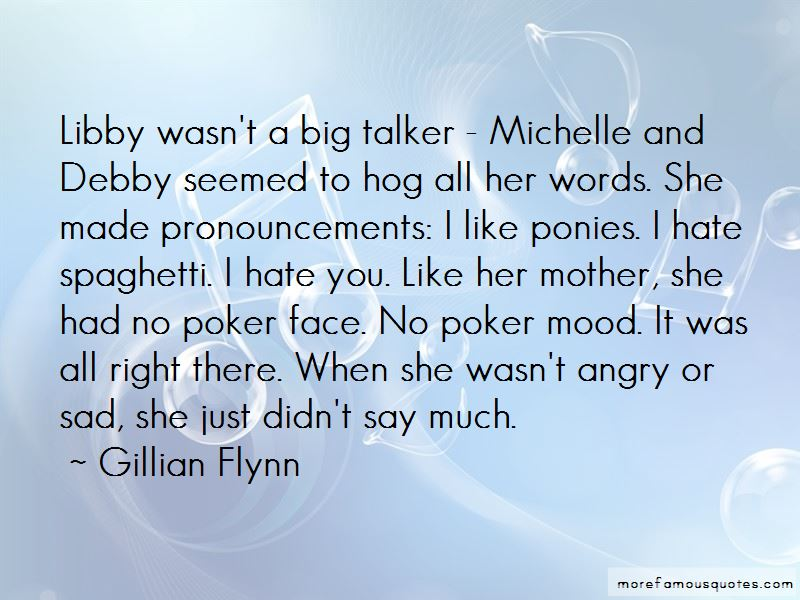 Big Talker Quotes Pictures 2