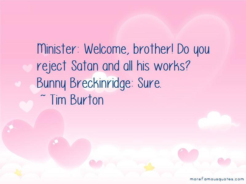 Bunny Breckinridge Quotes