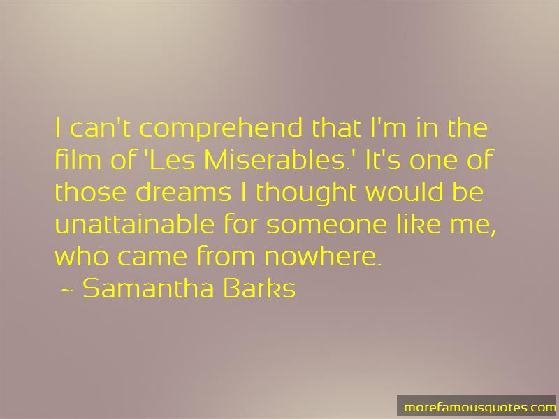 Came From Nowhere Quotes Pictures 3