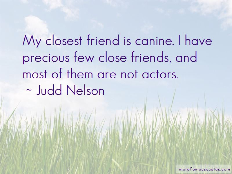 Canine Friend Quotes