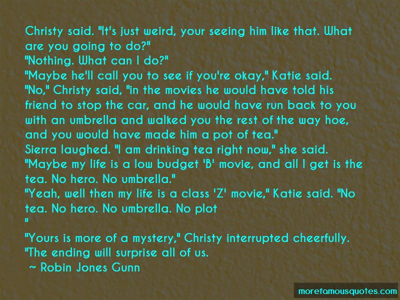Christy Movie Quotes