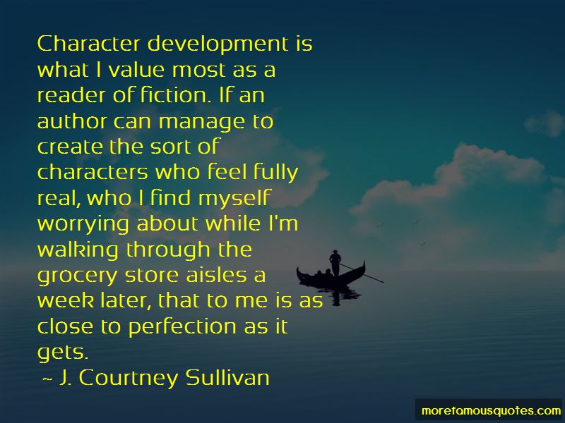 Close To Perfection Quotes