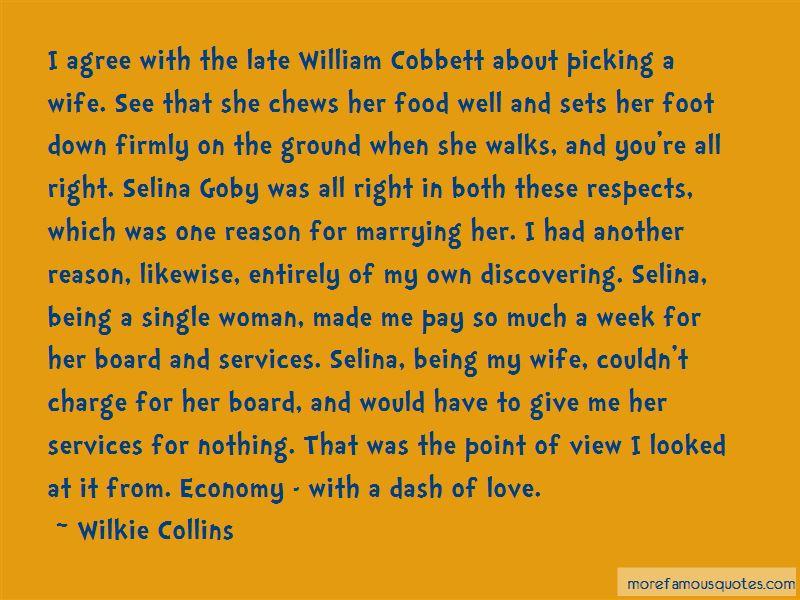 Cobbett Quotes