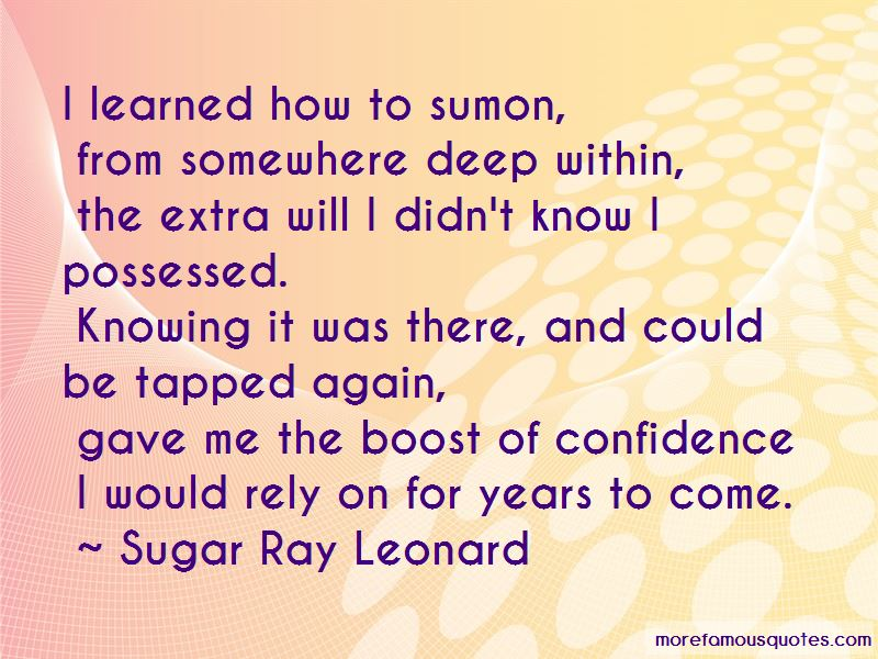 Confidence Boost Up Quotes Pictures 3