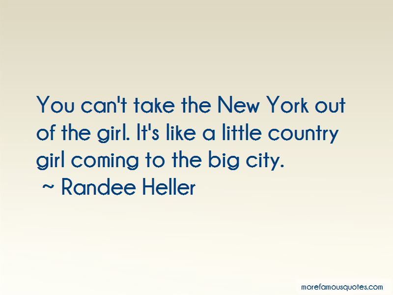 Country Girl In The City Quotes Pictures 4